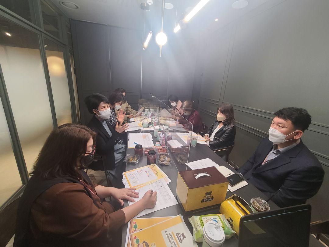 CJ 친환경 급식 자문단 3차 회의