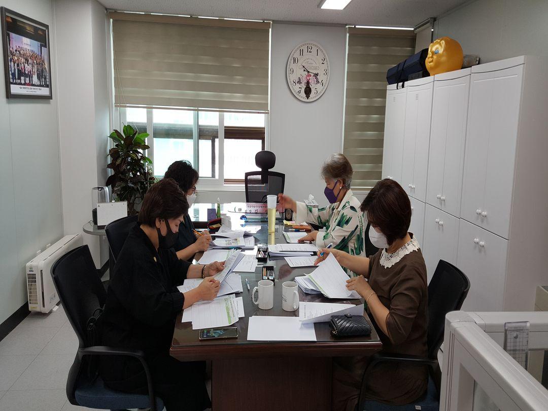 서울시 보육인의 날 공모전 서국연 심사